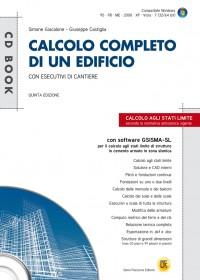 Calcolo Cemento Armato - Libro con Software allegato