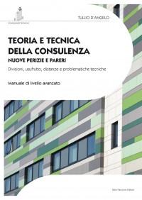 Manuale per le consulenze tecniche d'ufficio