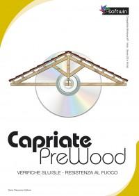 Calcolo Capriata in Legno - Software PreWood