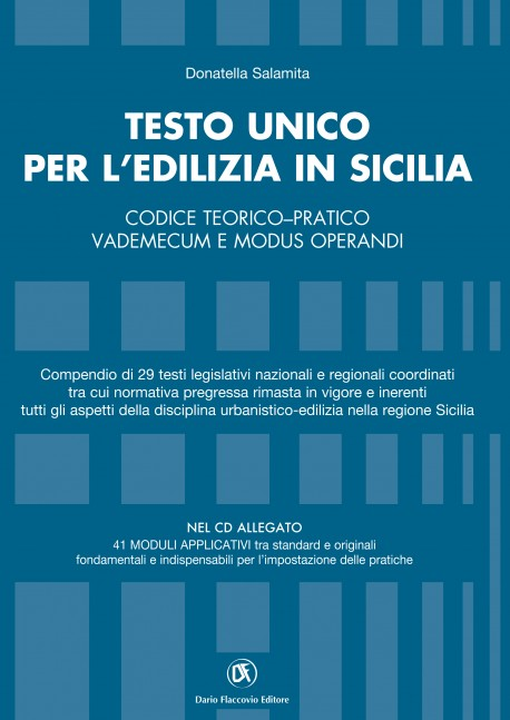 Testo Unico per l'Edilizia in Sicilia