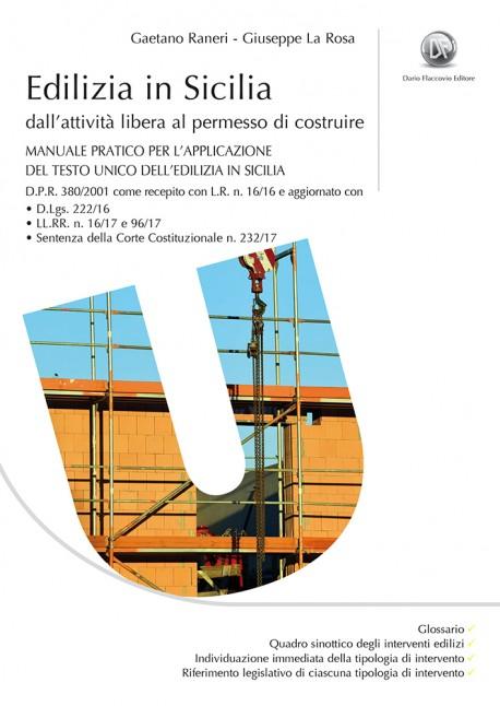 Edilizia in Sicilia: dall'attività libera al permesso di costruire