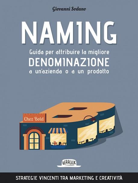 Naming: Guida Per Attribuire La Migliore Denominazione a un'Azienda o a un Prodotto