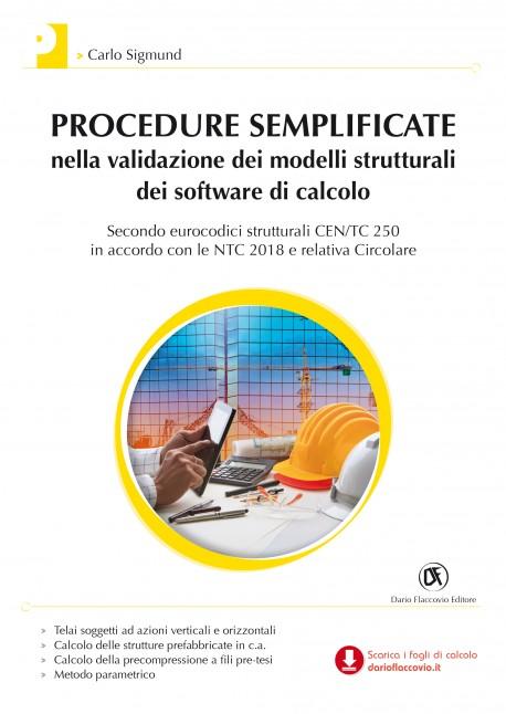 Procedure semplificate nella validazione dei modelli strutturali dei software di calcolo