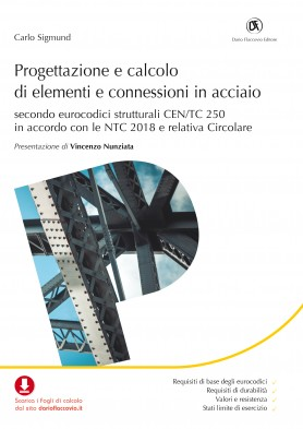 Progettazione e calcolo di elementi e connessioni in acciaio