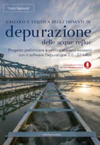 Calcolo e verifica degli impianti di depurazione delle acque reflue