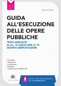 Guida all'esecuzione delle opere pubbliche