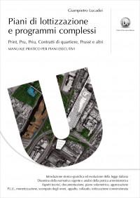 Piani di lottizzazione e programmi complessi