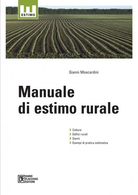 Manuale di estimo rurale
