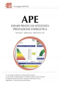 APE Attestato di Prestazione Energetica Esempio