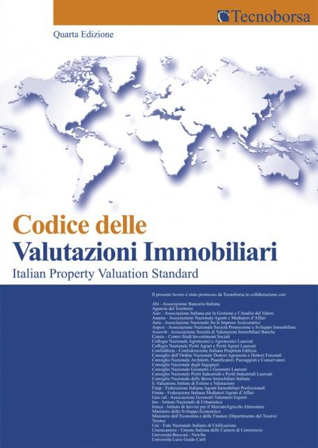 Codice delle Valutazioni Immobiliari Tecnoborsa