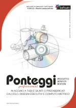 Software Calcolo Ponteggi: Progetto Verifica e Disegni DWG