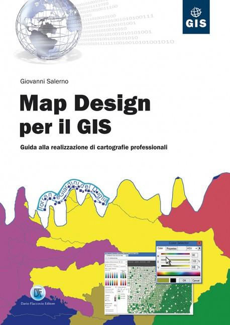 L'unico manuale sul GIS Map Design in Italia