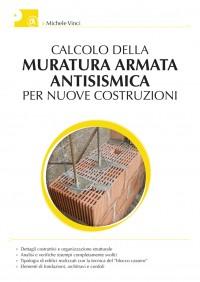 Calcolo muratura armata antisismica per nuove costruzioni