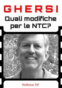 modifiche NTC