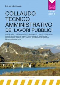 Collaudo tecnico amministrativo dei lavori pubblici